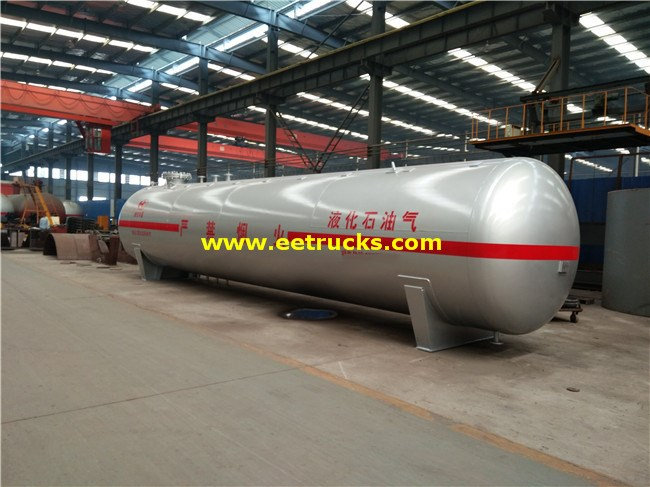 ASME Bulk LPG Tanks
