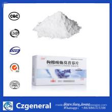 Poudre crue USP GMP Tamo Xifen citrate orale Nolvadex 10mg