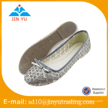 New style breathability china factory price lady casual shoe