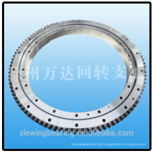 turntable slewing ring bearing for waste water treatment plant