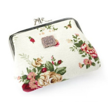 Multifunctional Canvas Wallet Bag for Lady′s (YSWB03-002)