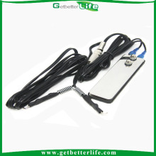 Getbetterlife alta calidad 1.5m acero inoxidable Tattoo pedal Clip cable