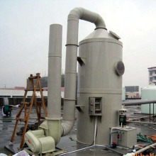 Башня очистки кислых газов для типографии