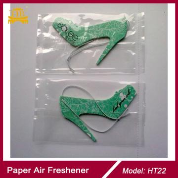 Высокий каблук запах розы продвижение подарочные бумаги освежители воздуха