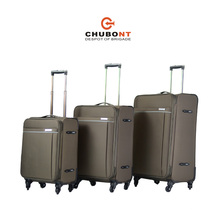 Chubont 2017 New High Quality Nylon Waterproof Travel Soft Suitcase