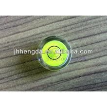 Niveau de liquide rond, diamètre 15mm, hauteur 8mm