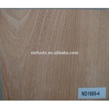 Carpintería de roble natural de 18mm enfrentada Panel de partículas