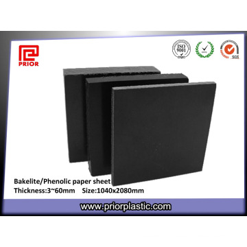 ESD Safe Material Bakelite Sheet Black Color