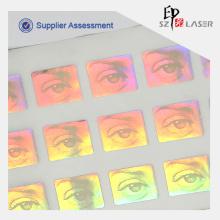 Hologramm-Etiketten-Drucker mit hohen Qualitäts-Label