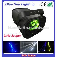 2015 новейших клуб Light лазер ярких огней 200w 5r Снайпер