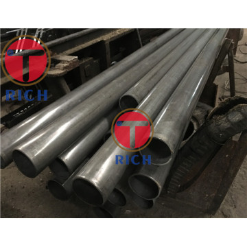 ASTM A53 Gr.B TypeS Cold Seamless Structural Steel Pipes