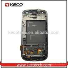 Nueva pantalla táctil original del LCD para la galaxia S3 i9300 de Samsung