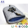 Hot sale felt card holder bag organizer