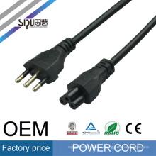 СИПУ высокое качество жгут проводов электрический кабель провод разъем европейский Италия Лампа держатель 3-контактный разъем pin используется для подключения ПК или loptop