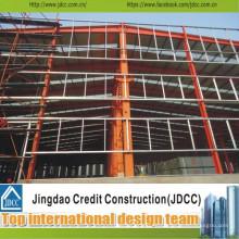 Taller de diseño de estructuras de acero con certificado Ce
