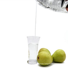 Deionized Pear juice concentrate in brix:70+/-1% in drum packing