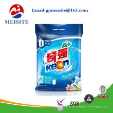 Waschen Pulver Verpackung Plastiktüten