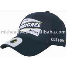 10x10 heavy cotton twill fitted cap