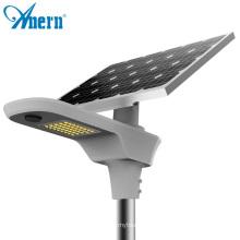 Anern 50w high quality high brightness integrated led solar street light