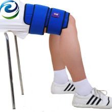 OEM & ODM PVC Velvet Nylon Thigh Cold Gel Ice Pack