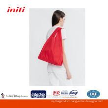 2015 Wholesale nylon foldable tote bag for Shopping