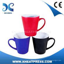VENDA IMPERDÍVEL! Sensível ao calor 12 oz Color Changed Ceramic Mug
