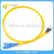 Patch Cord Duplex SM FC / UPC - SC / UPC 1Mtro