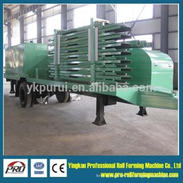 Máquina de formação de rolo de folha de arco PR 600-300