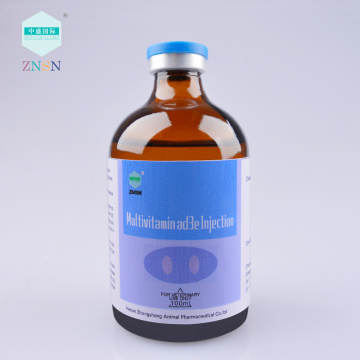 ZNSN Multivitamin AD3E Injection