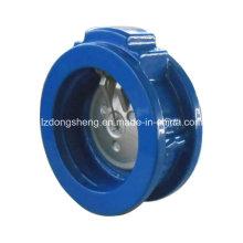 Обратный клапан с одной пластиной / дисковым вафером