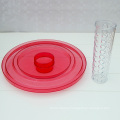 6.5L Fruit infusion clear plastic pitcher