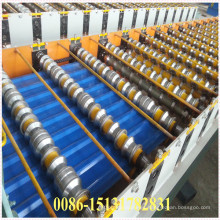Dx Chinese Style Roof Tile Roll Forming Machine
