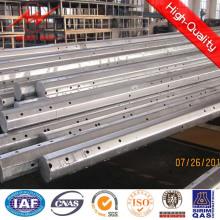 Steel Poles 60FT 70FT 90FT Class 3 Polygonal Electric Pole
