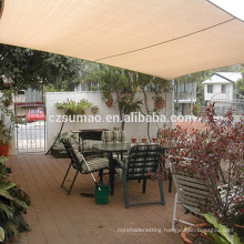 Best quality new arrival cassette shade sail awning