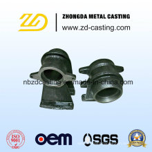 OEM Customized Stainless Steel Precision Casting Parts with Machining
