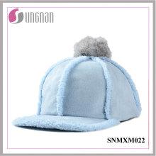 Casquillo brimmed plano de 2015 muchachas dulces calientes del invierno Hiphop (SNMXM022)