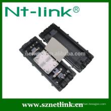 Fechamento horizontal da junta de fibra óptica Netlink