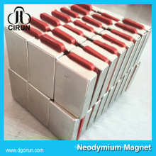 China Hersteller Super Strong High Grade Seltene Erde Gesinterte Permanent Magnet Encoders Magnet / NdFeB Magnet / Neodym-Magnet