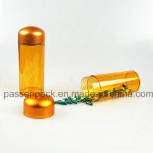 Leere Amber Pet Medicine Flasche für Vitamin Pillen (PPC-PETM-014)