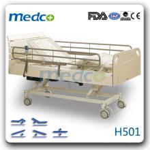 H501 Fünf Funktionen Krankenhaus Pflege Bett