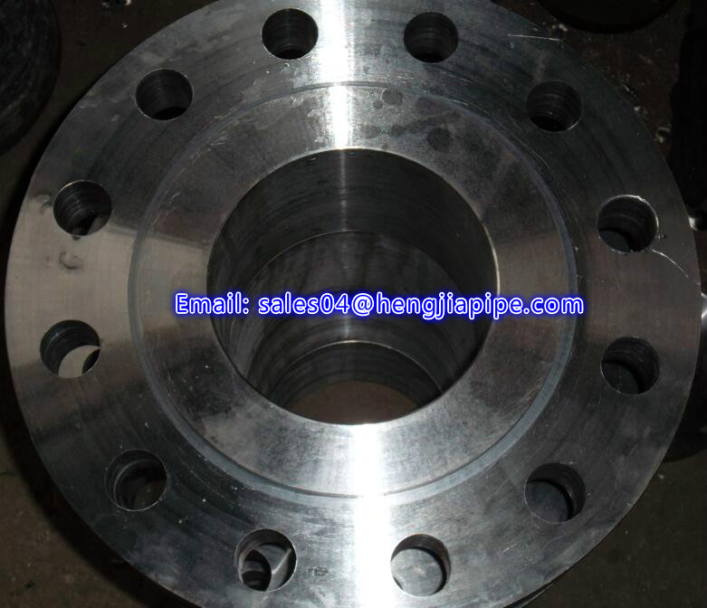 ANSI forged flange