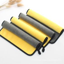 Best Selling Personalized Microfiber Cleaning Cloths Car Towels Auto Cleaning Cloth Quick Dry Super Absorbent Water