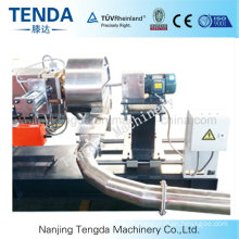 Rubber Twin Screw Extruder Machine From Tenda