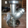 API Y-Strainer with Stainless Steel RF