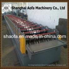 Máquina formadora de chapa para deck (AF-F1025)