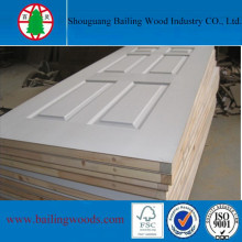 38mm Wood Composite Door From China Factury