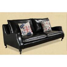 Contemporary America Leather Sofa Design (C021)