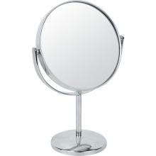 Металлический двойной стороны зеркало для макияжа