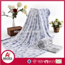 couverture de molleton de flanelle gaufré