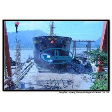 Globos de aire para el lanzamiento de barcos